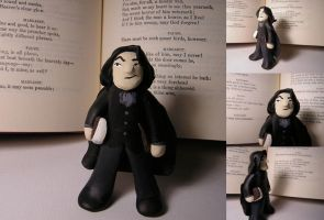 Snape the Toy by elephantblue