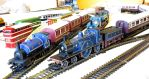 Some Hornby Caledonian Locos by Audierne