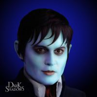 Barnabus Collins by haydn104