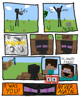 20.10.11 - An Enderman Story by iamded