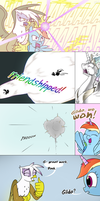 Rainbow Wake pt4 by thestoicmachine