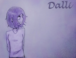 Just me by Dalli-OneeChan