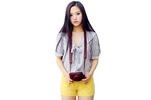 Ulzzang PNG by BAAABES