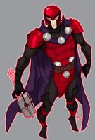 mighty magneto by samuraiblack
