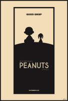 Good Grief - Peanuts 2015 by edwardjmoran
