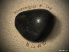 Heartstone in the Sand by Ragnarokkr79
