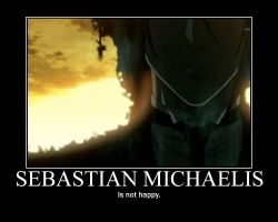 Sebastian Michaelis by tisnarutard