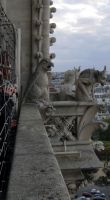 533 - gargoyle by WolfC-Stock