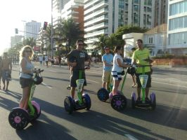 The Gang of Ipanema by TheDrifterWithin