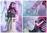 Monster High Rochelle Goyle by MyobiMarishka