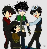 Boboiboy's Boy..? by nikisawesome
