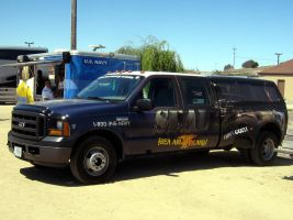 Ford F350 US Navy Seals by Partywave