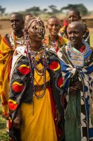 Maasai Women by JustinBowen