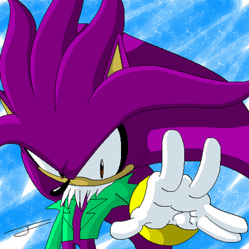 Matt the Hedgehog by xXEpic24Xx