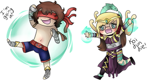 Legendary ADcarry by echi-chan1
