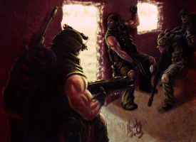 Black-ops part 2 by HendryRoesly