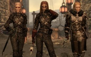 Heroines of Solstheim by TheSpiritOfTheWoods