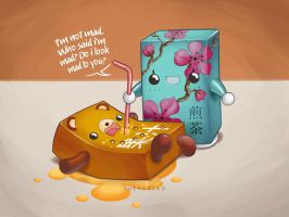 Juice box break ups by Sheharzad-Arshad