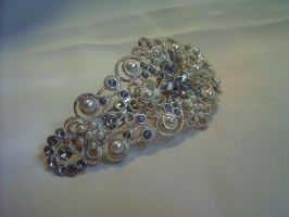 Pearl Crystal Clip 04 by sweetlilfly