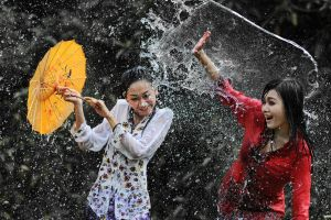 Splashing Fun - 38 by SAMLIM