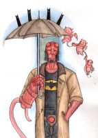 Hellboy by Cryptic-Rabbit