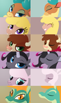 Them's Fightin' Herds Wallpapers by icekatze