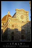 Italy - Florence - Duomo by dark-spider