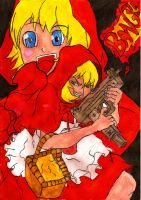 baby bonnie hood by The-Fire-Dog