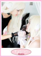 Chobits - Freya and Chii by nyaomeimei