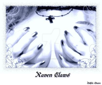 Raven Claws by AshlieNelson