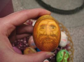 Gimli the Egg 1 by Kooky-Crumbs