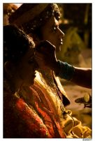 An Indian Wedding by jadedPhotographer