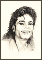 Michael Jackson by PhantomxLord