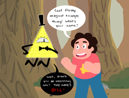 Steven meets BILL by Stanford01
