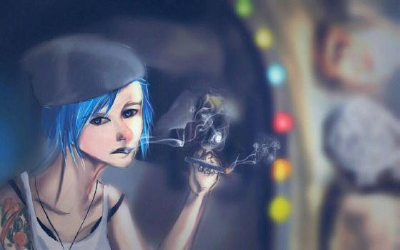 the life is strange by RAIDENleto96