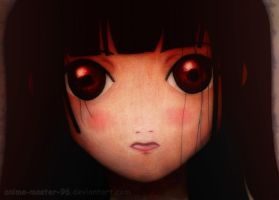 You've summoned me My name is Ai Enma by anime-master-96