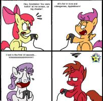 Cutie Marks in... Videogames. by TheGuyNoOneRemembers