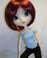 Sweater for pullip by kivrin82