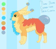 Stormie Reference Sheet by Schuffles