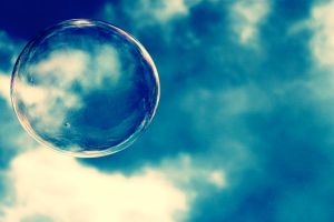 Bubble Sky by twistedup
