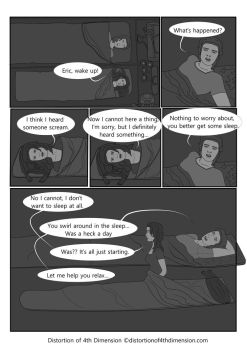Distortion of 4th Dimension - Page 13 Chapter 3 by Oksana007