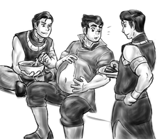 Wei and Wing Stuffing Bolin by Verzisphere