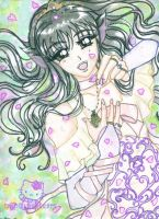 + Kisa Hime + For JediJames by neptunestears