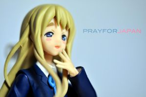 Pray For Japan by nikicorny