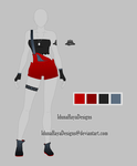 [closed] Full outfit by IdunaHayaDesigns