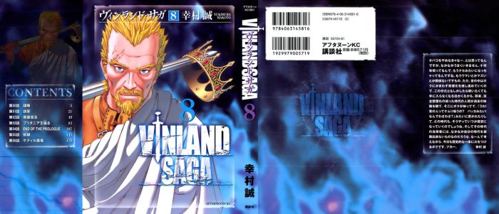 Tome 8 - Askeladd - Vinland Saga by D0uble-C