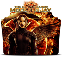 The Hunger Games - Mockingjay Part 1 by BuddhaJEF