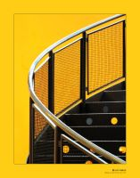 Yellow Stairs by luiscds