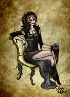++Bellatrix by Basty007