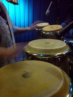 Culture Clash - congas by 4FaTher